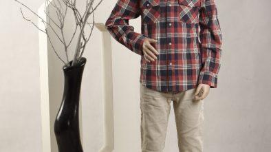 Móda najlepšie vynikne na figurínach